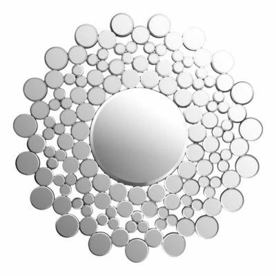 Circles Round Mirror