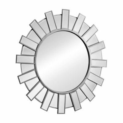 Cuzco Round Mirror