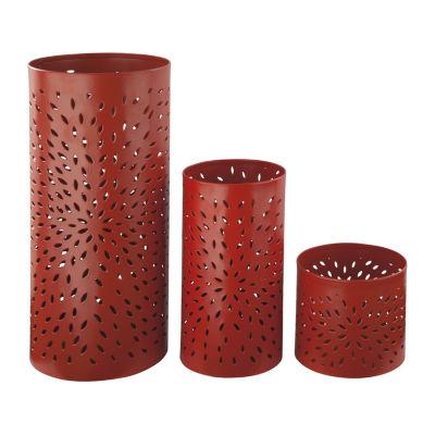 Signature Design By Ashley® Set of 3 Caelan Candle Holders