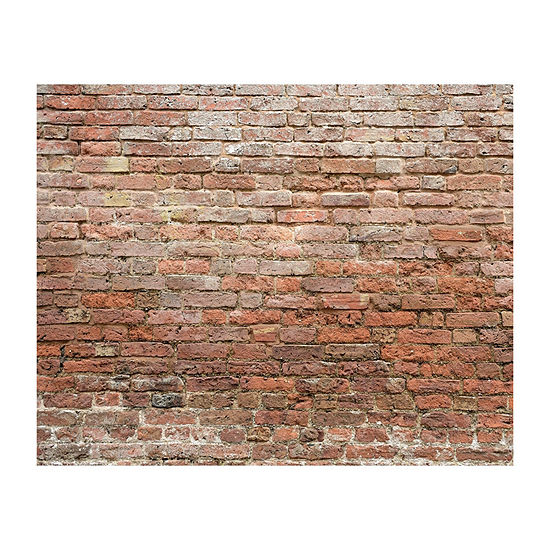 Brewster Wall Clic Brick Mural Decal