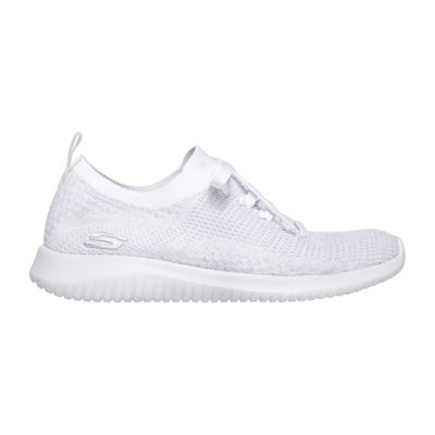 Skechers Ultra Flex Womens Training Shoes Lace-up