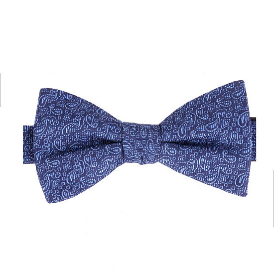 Stafford Fashion Geometric Bow Tie