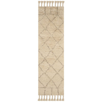 Safavieh Casablanca Collection Fechin Geometric Runner Rug
