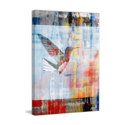 Access Subconscious Painting Print on Wrapped Canvas