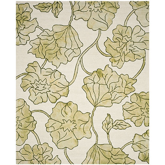 Safavieh Dip Dye Collection Erksine Floral Area Rug