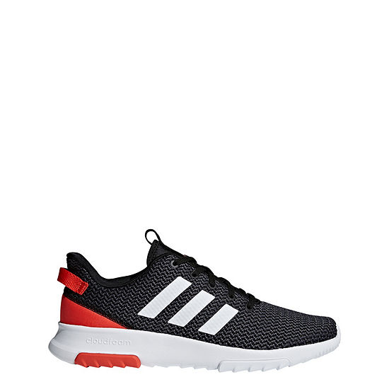 Adidas Adidas Cloudfoam Racer Tr Mens Lace Up Running Shoes