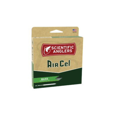 Scientific Anglers Aircel Floating Bass Fly Line-7/8-Yellow
