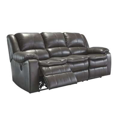 Signature Design By Ashley® Long Knight Reclining Sofa