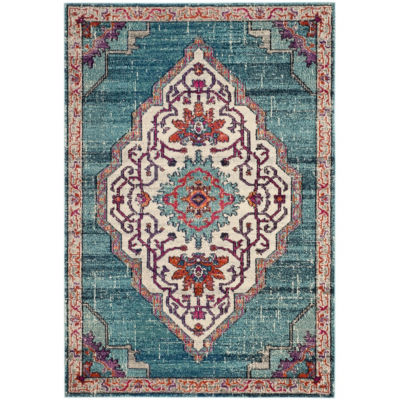 Safavieh Monaco Collection Ilean Oriental Area Rug