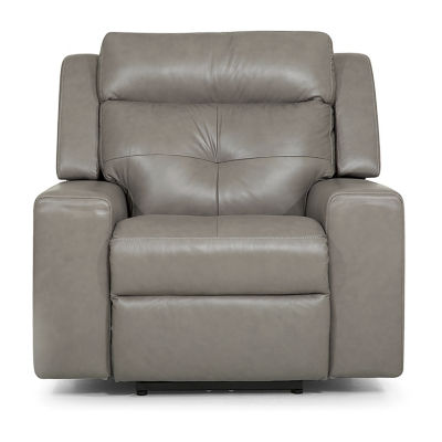 Motion Possibilities Quick Ship Grove Vintage Roll-Arm Wallhugger Recliner