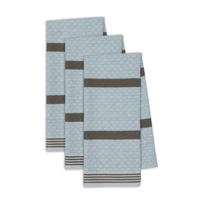 Diamond Dishtowel Set - Set of 3