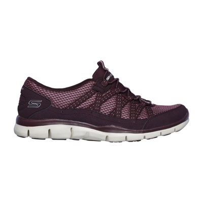 Skechers Gratis Womens Walking Shoes Slip-on