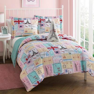 Bonjour Comforter Set