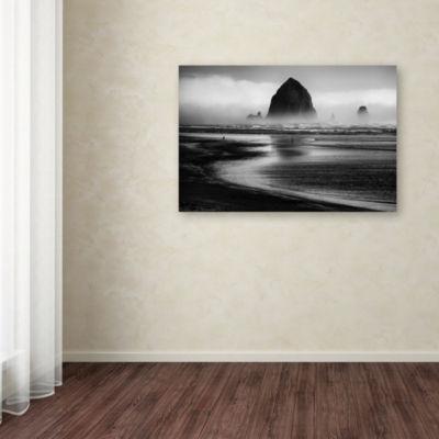 Trademark Fine Art Martin Rak Cannon Beach GicleeCanvas Art
