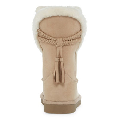 Arizona Womens Sierra Pull-on Winter Boots