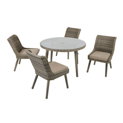Madison Park Dana Outdoor Round Table