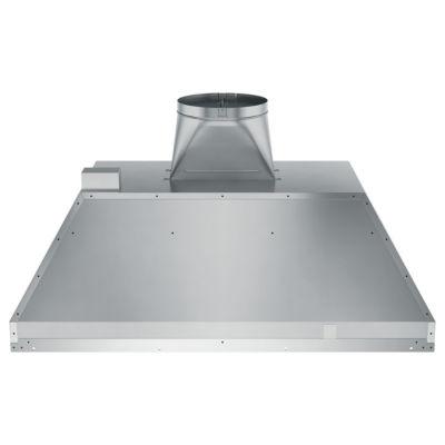 """GE 36"""" WiFi Enabled Designer Custom Insert w/ Dimmable LED Lighting"""