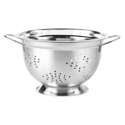 Cooks Stainless Steel 5-qt. Colander