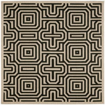 Safavieh Klara Geometric Square Indoor/Outdoor Area Rug