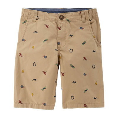 Carter's Chino Shorts Preschool Boys