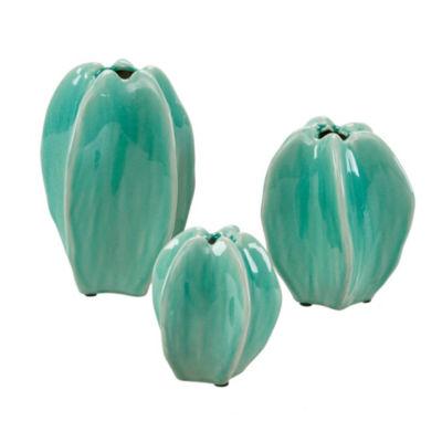 Madison Park Loras Ceramic Vase Set Of 3
