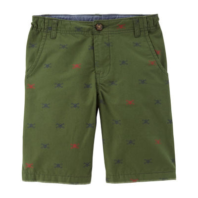 Carter's Chino Shorts Boys 4-12
