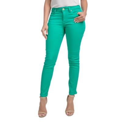 Miss Halladay Stretch Skinny Ankle Jeans
