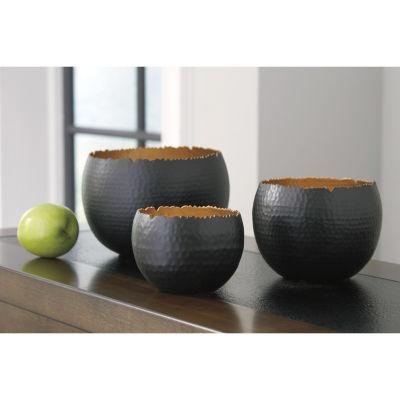 Signature Design By Ashley® Set of 3 Claudine Bowls