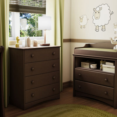 Angel 4-Drawer Chest