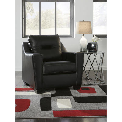 Signature Design By Ashley® Kensbridge Leather Accent Chair