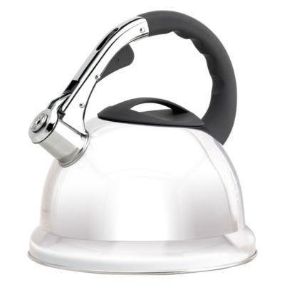 Epicurious 2.85-Qt. Stainless Steel Teakettle Tea Kettle Epiu8668ec