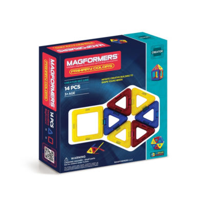 Magformers Primary Color 14 PC. Set