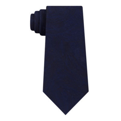 Van Heusen Van Heusen Narrow  Chrome Abstract Tie