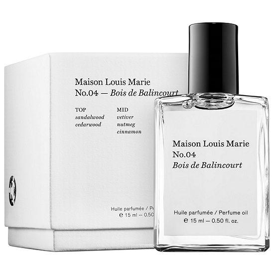 Maison Louis Marie No.04 Bois de Balincourt Perfume Oil
