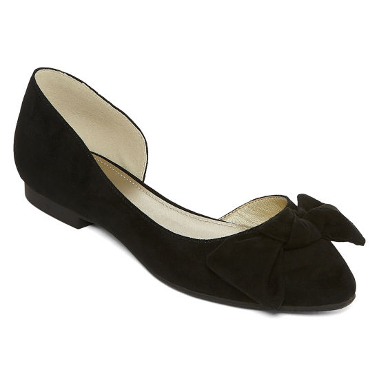 a.n.a Womens Dorothy Ballet Flats Slip-on Closed Toe