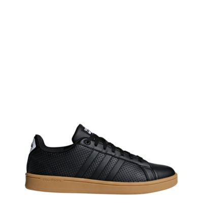 adidas Adidas Cloudfoam Advan Tage 3 Stripe Mens Sneakers Lace-up