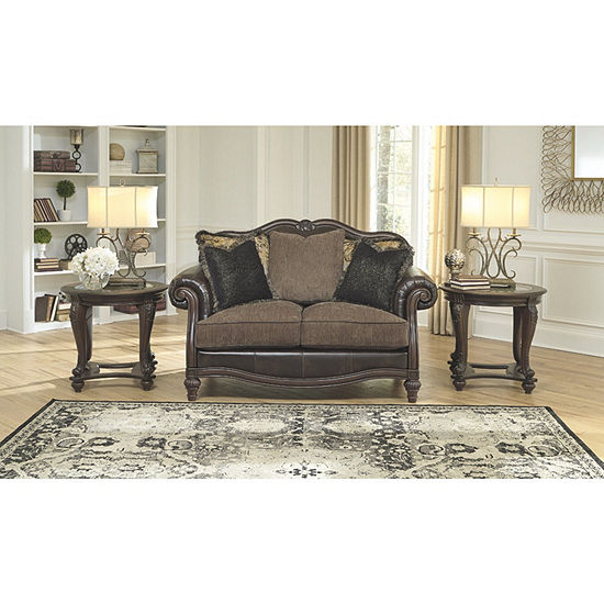 Signature Design By Ashley® Winnsboro Durablend Loveseat