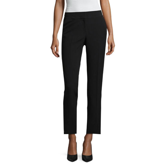 Worthington Ankle Pants-Tall