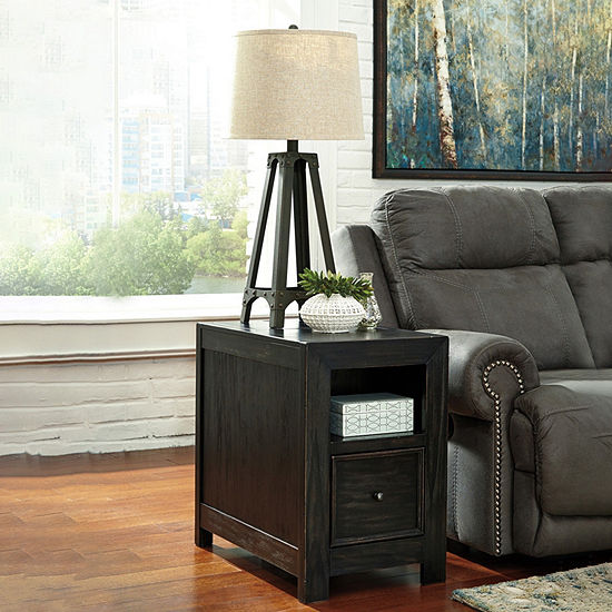 Signature Design by Ashley® Gavelston Chair Side End Table