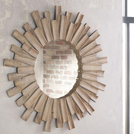 Signature Design By Ashley Donata Round Wall Mirror