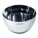 Epicurious 3-Pc.  Stainless  Steel Mixing Bowl Set 3-pc. Prep Bowl