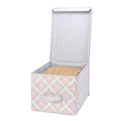 Non-Woven Storage Box-Large 12X16X10 - Ikat