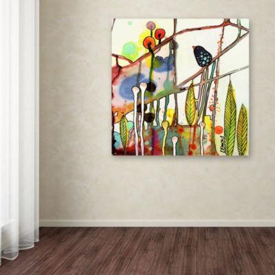 Trademark Fine Art Sylvie Demers DSCN7478 Giclee Canvas Art