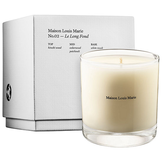 Maison Louis Marie No.02 Le Long Fond Candle