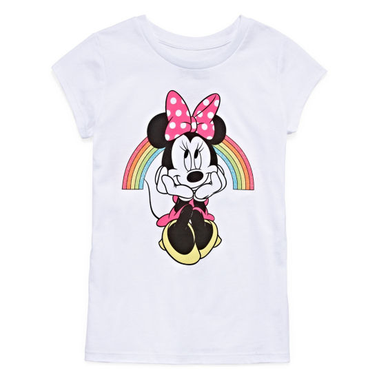 Mad Engine Minnie Mouse Graphic T-Shirt - Girls' 6-16