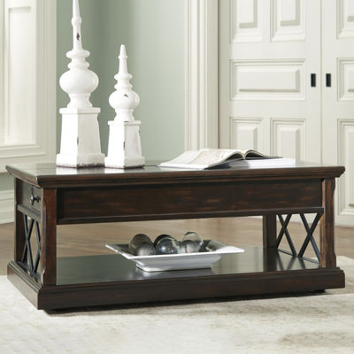 Signature Design by Ashley® Roddinton Lift Top Cocktail Table