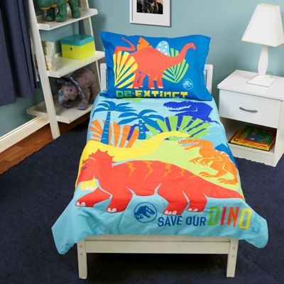 Jurassic World Toddler Bedding Set