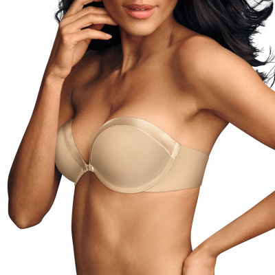 Maidenform Love The Lift Natural Boost Multiway Underwire Push Up Strapless Bra-09458j
