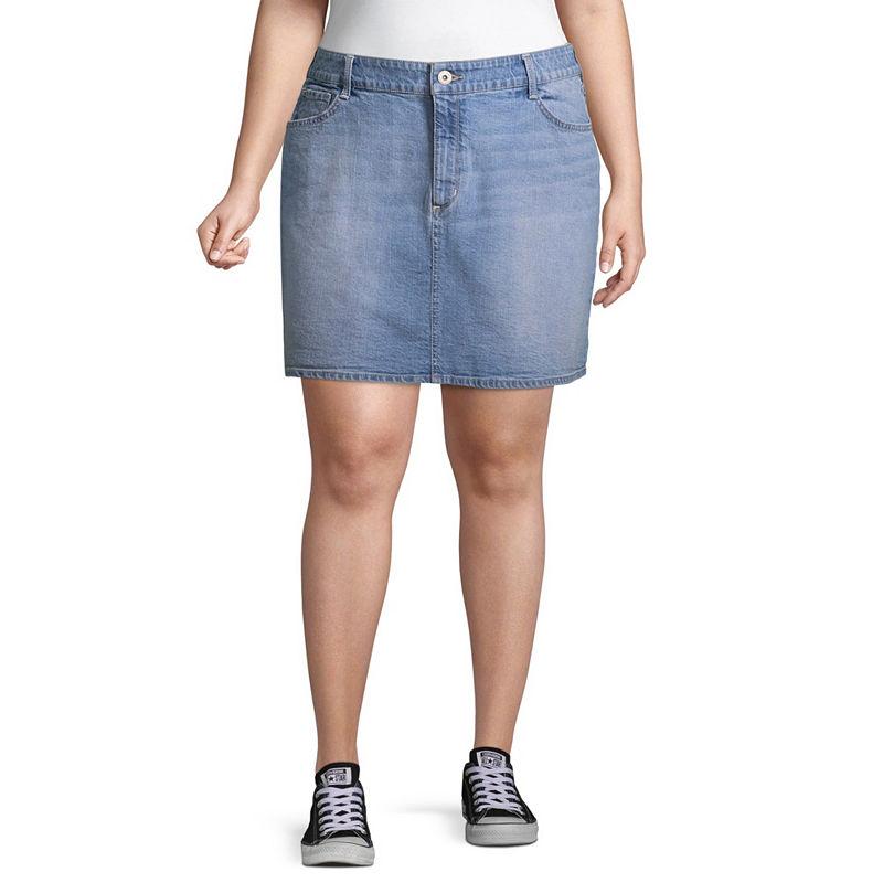 image of Arizona Denim Skirt-ppr5007615590