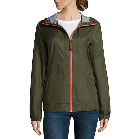 Columbia Rain To Fame Water Resistant Lightweight Raincoat